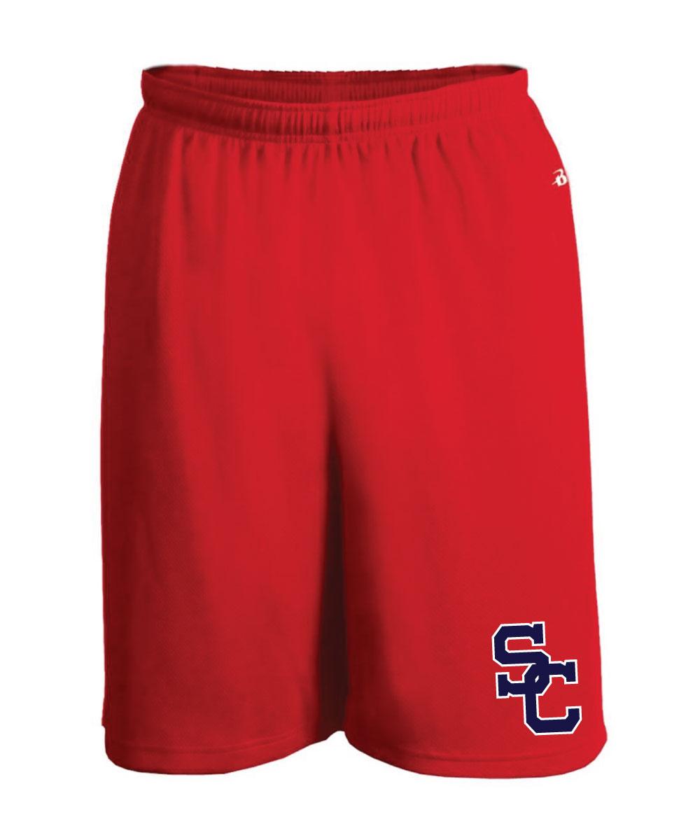 Spencer-Columbus Football Shorts