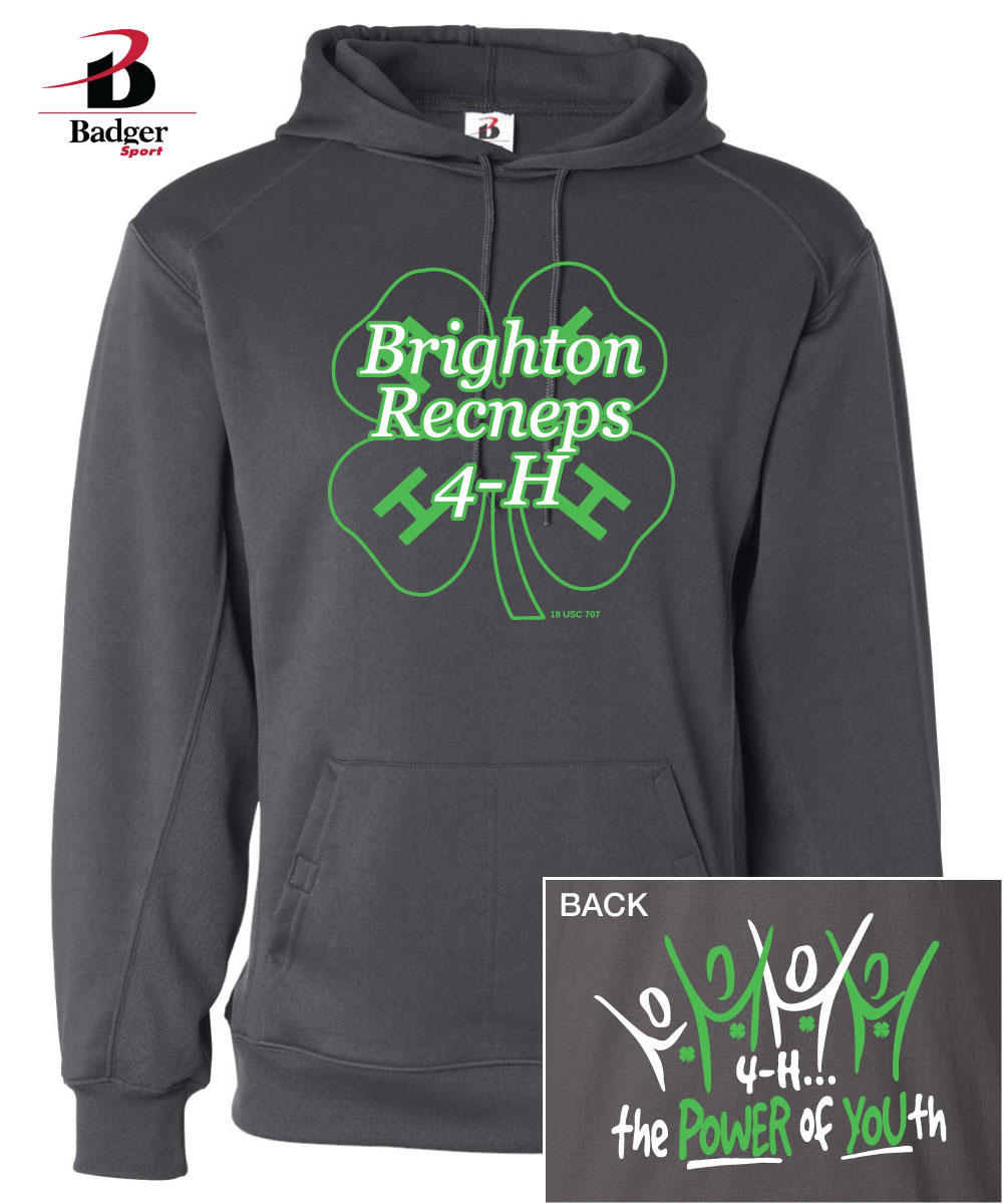 Brighton Recneps Performance Hoody