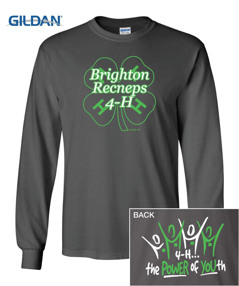 Brighton Recneps Long Sleeve T