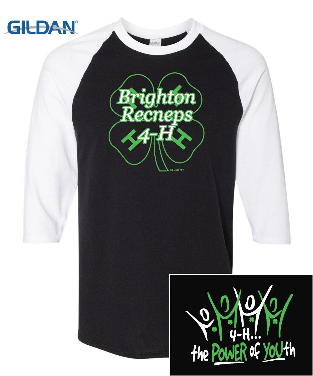 Brighton Recneps Baseball T