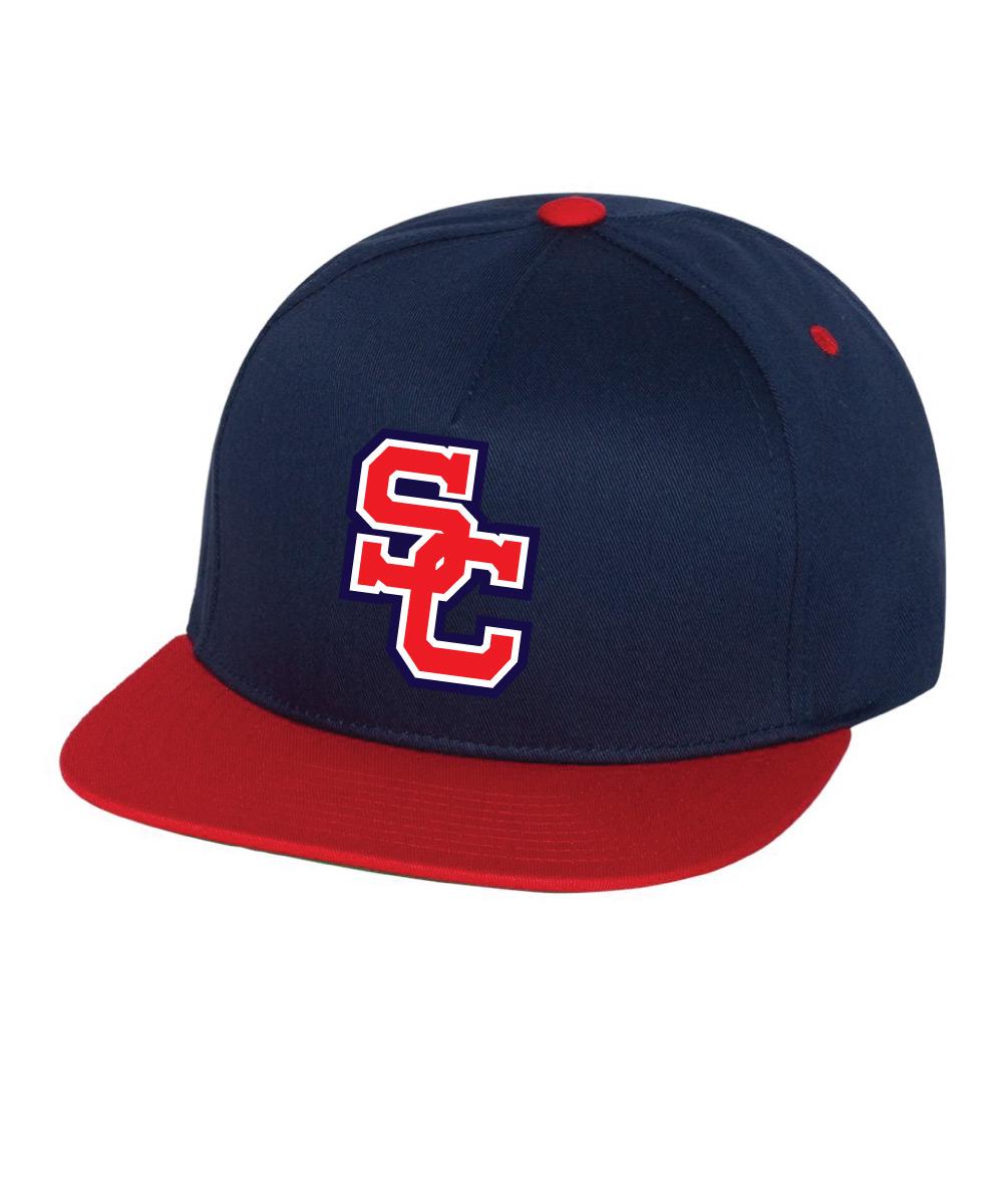 Spencer-Columbus Flatbill Cap