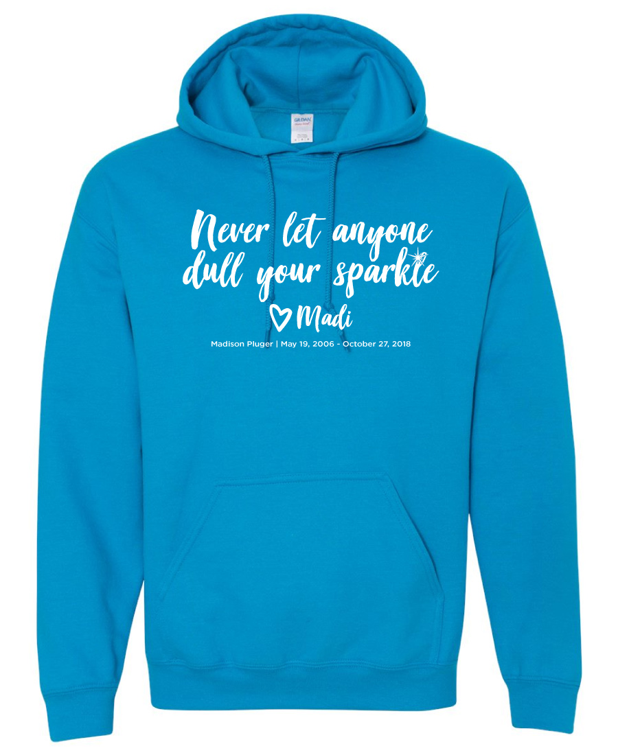 Madison Pluger - Hooded Sweatshirt