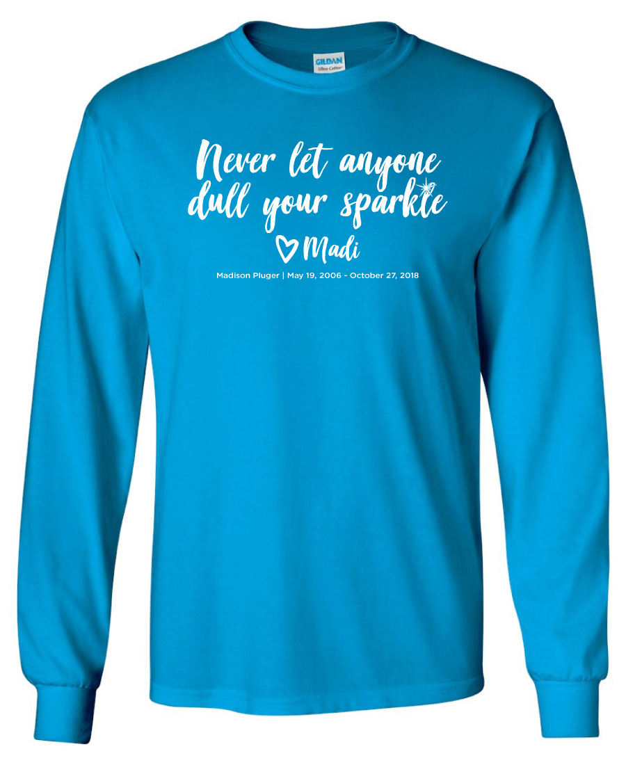 Madison Pluger - Long-Sleeve T-Shirt