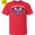 SC Youth Wrestling T-Shirt