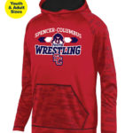 SC Youth Wrestling Hoody