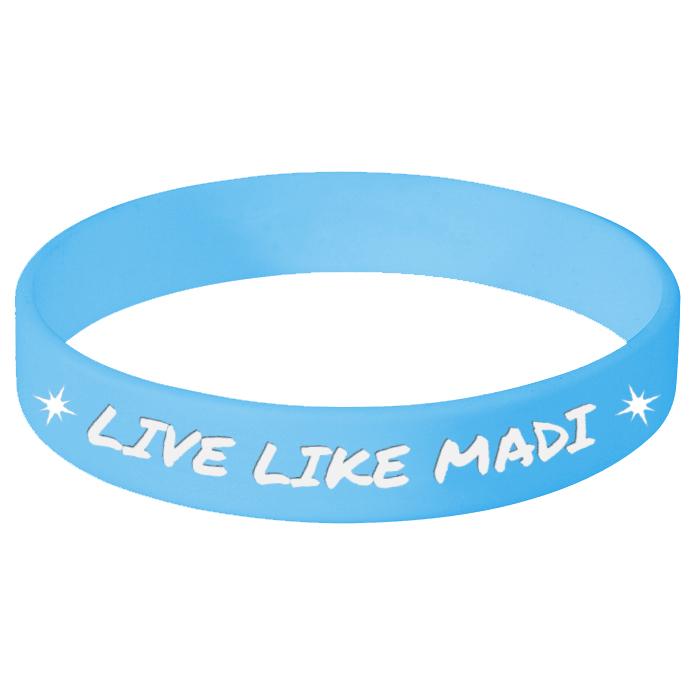 Madison Pluger - Wristband