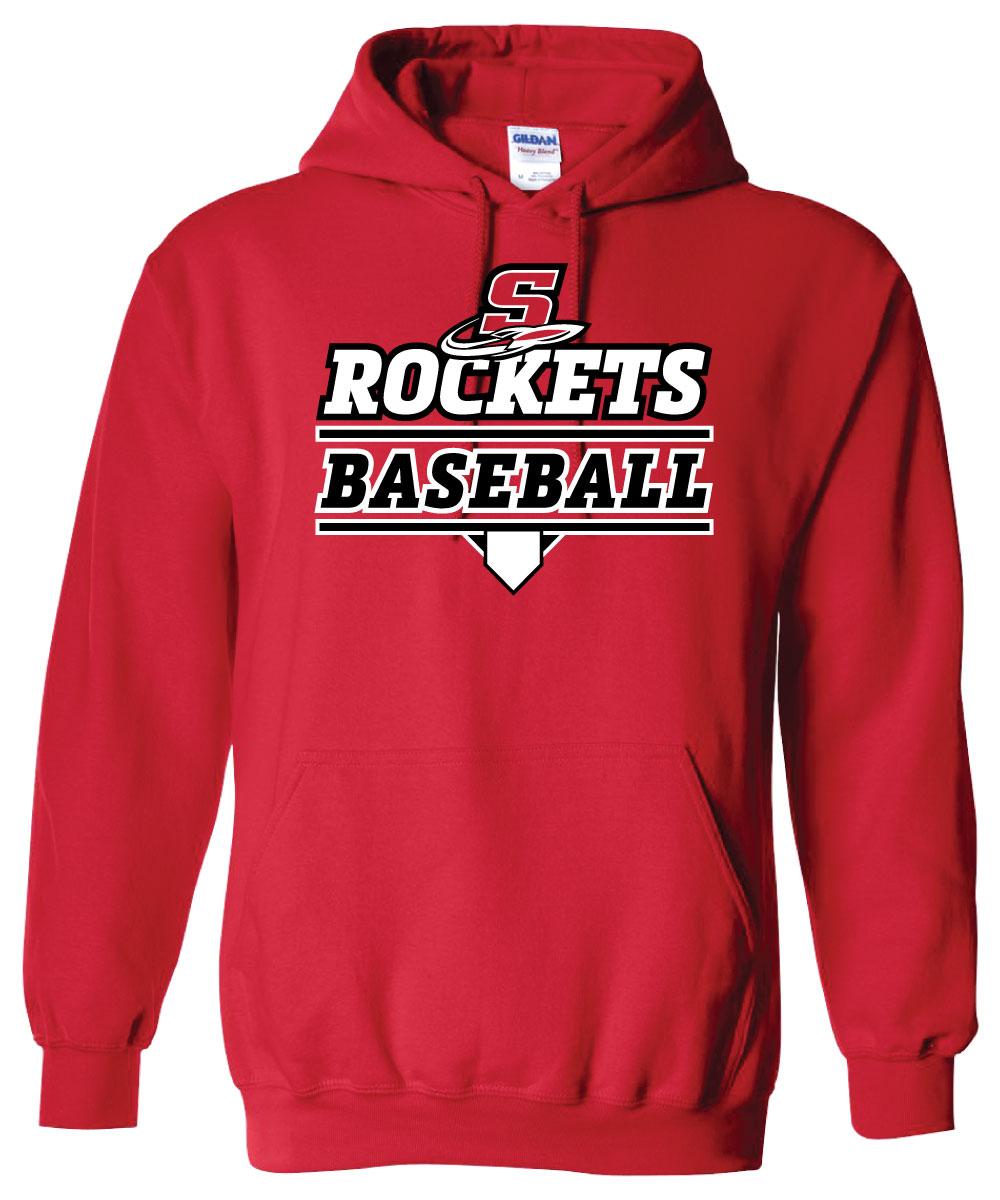 Spencer Baseball Hoody