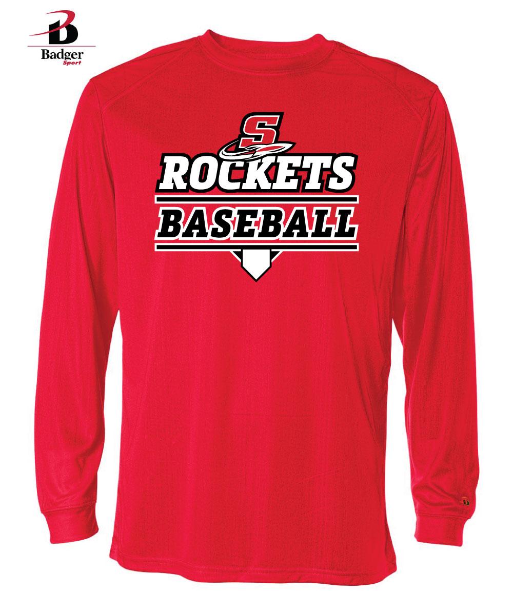 Spencer Baseball L/S T-Shirt