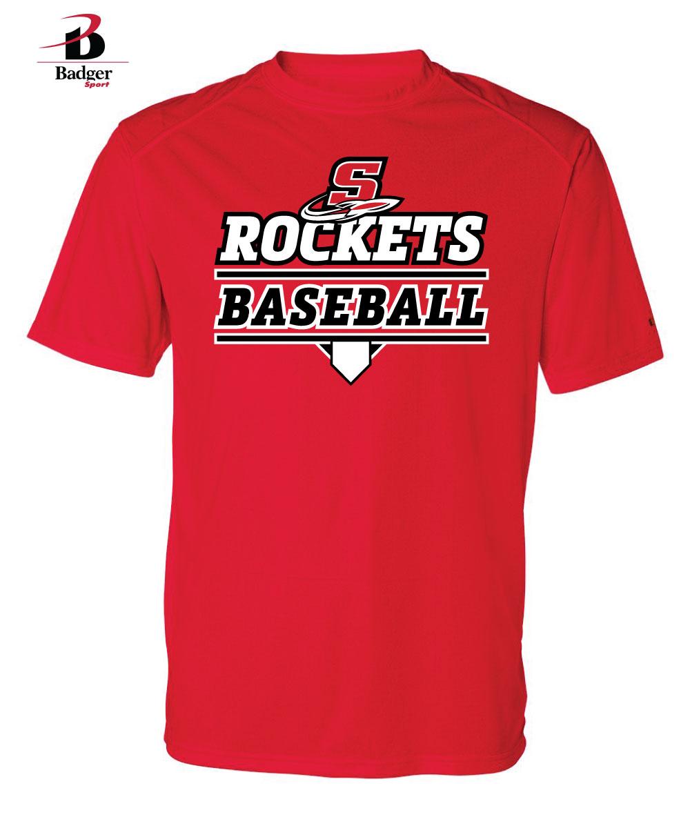 Spencer Baseball T-Shirt